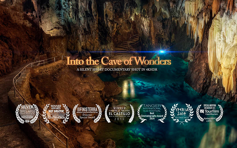 Into the Caves of Wonders